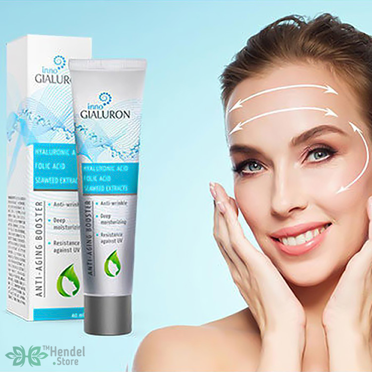 Innogialuron anti-aging booster by Hendel's Garden